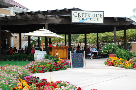 The Creekside Grille: Creekside Grille