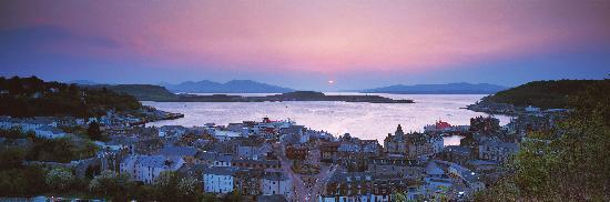 Oban - Seafood Capital of Scotland