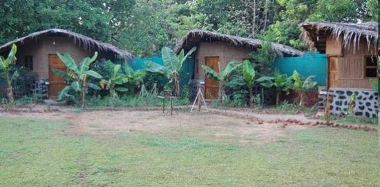 Ecomantra's Rivertrail Eco Camp : Eco Cottages at Rivertrail Eco Camp
