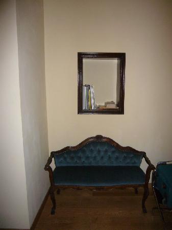 Annabella Hotel : Seat
