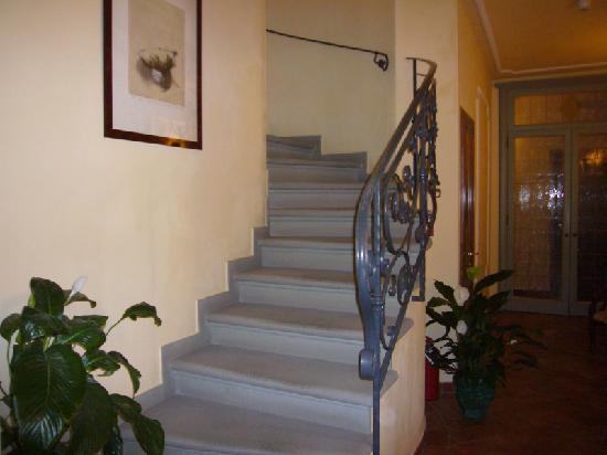 Annabella Hotel : Hallway