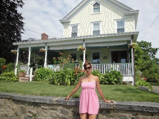 Stirling House Bed and Breakfast: the Sterling House
