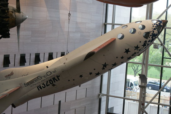 National Air and Space Museum: SpaceShip One