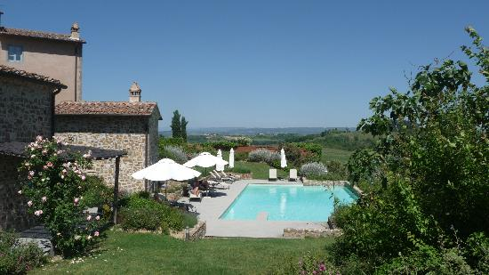 Agriturismo Guardastelle : Beautiful pool