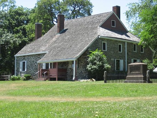 "Newburgh, Estado de Nueva York: GW's ""Mansion"" House"
