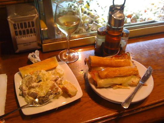 Ciudad Condal Restaurant: Tapas