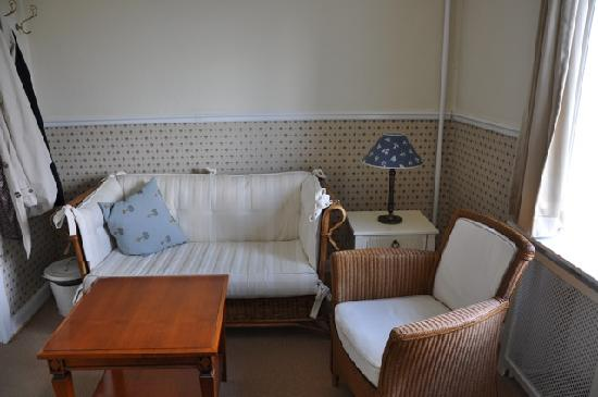 Gilleleje, เดนมาร์ก: Sitting area #16