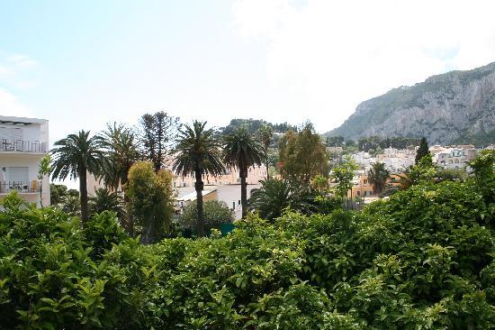 Hotel 'A Pazziella: Vista desde la habitación