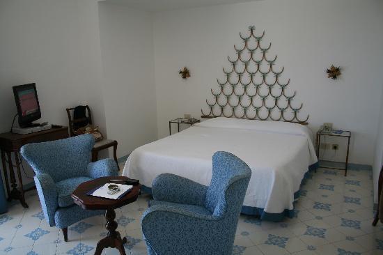 Hotel 'A Pazziella: Habitación