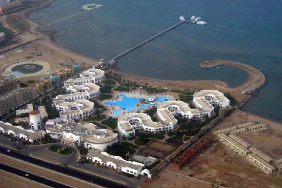 Grand Seas Resort Hostmark: Luftbild