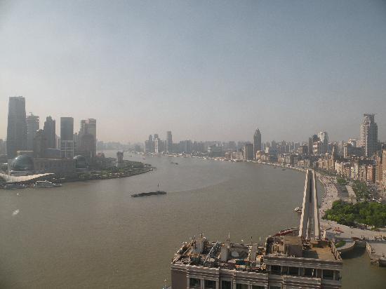 La vue depuis la chambre picture of shanghai bund south for Chambre commerce chine
