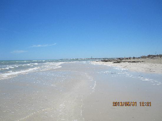 Isla Yerba, Túnez: Stranden