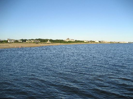Green Harbor on the Ocean: Nantucket sound