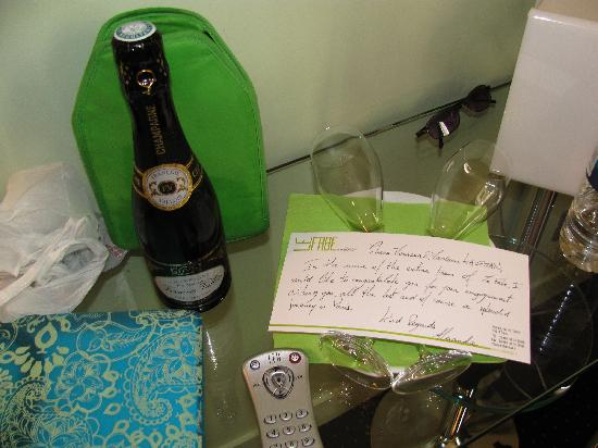 Le Fabe Hotel : Thank you Alex!!