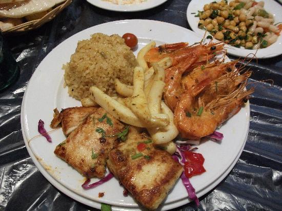 Fares Seafood : mmmmmm