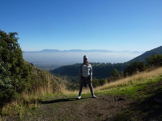 Trekking, Santiago, Chile Off Track