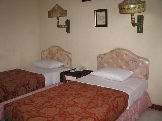 Hotel Sorga Cottages: Twin Deluxe Room