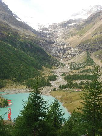 Poschiavo, Suíça: lago Palù