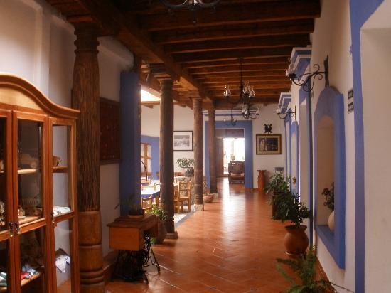 Hotel Rincon de Cuca: Entrance