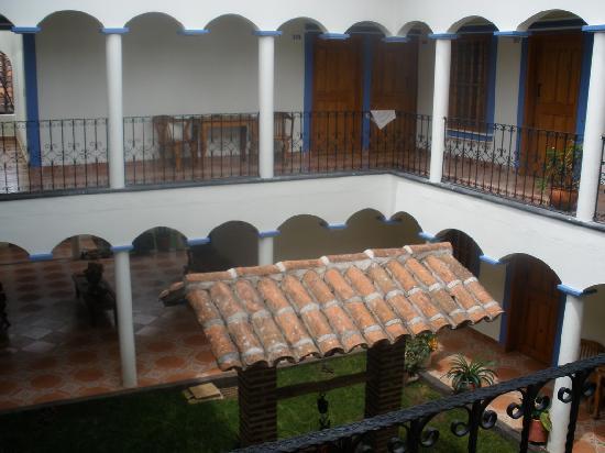 Hotel Rincon de Cuca : Corridor area