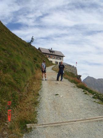 Poschiavo, Suiza: rifugio
