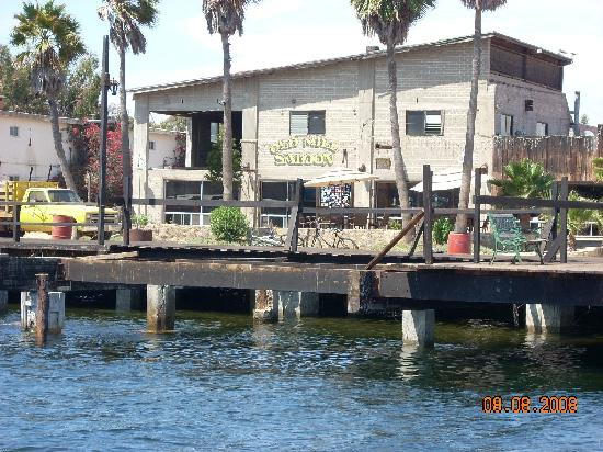 San Quintin, Mexique : Old Mill Saloon