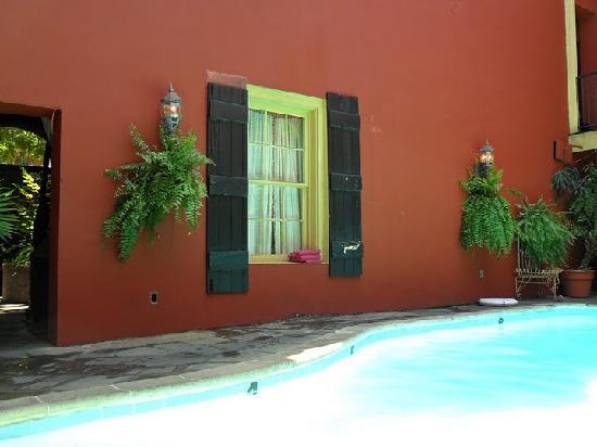 Olivier House Hotel: Pool
