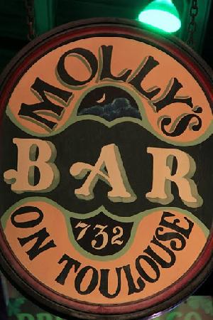 Olivier House Hotel: Molly's