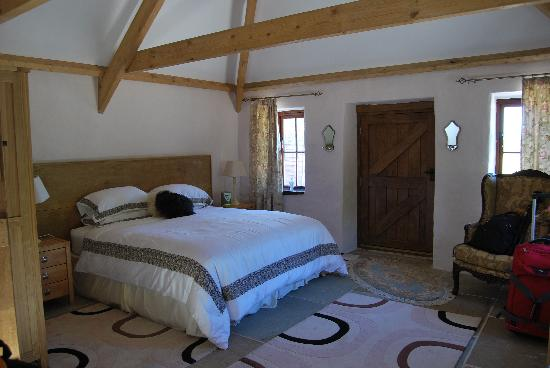 Crug Glas Country House: The Bedroom