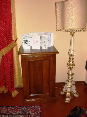 Relais La Corte dei Papi: Minibar