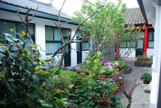 Peking Yard Hostel: Peking Yard court yard
