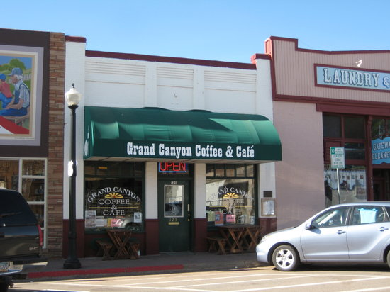 Wild Canyon Cafe Reviews