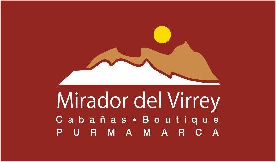 Mirador del Virrey, Cabanas Boutique: Logo