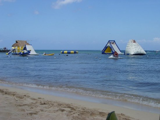 "Cozumel, Meksiko: the ""next door beach"""