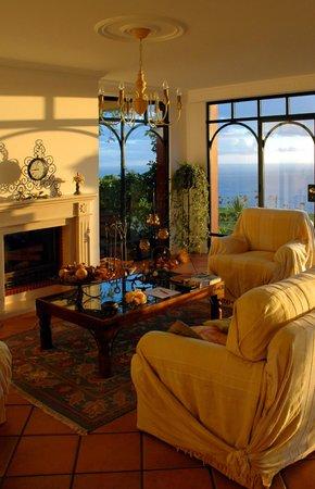 Ribeira Brava, Portugal: Guest Livingroom