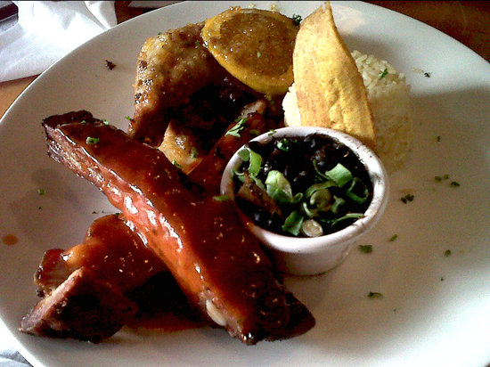 Rumba Island Bar & Grill : Barbados Combo
