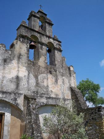 Mission Trail: At Mission San Juan