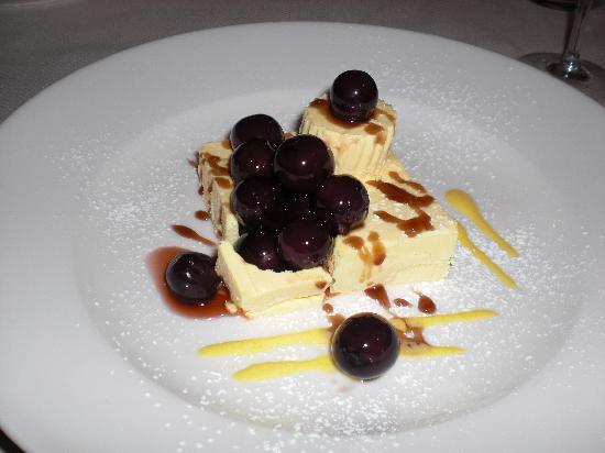 Asolo, Italia: Dessert October 2009