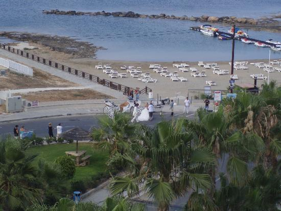 Anastasia Beach Hotel: views