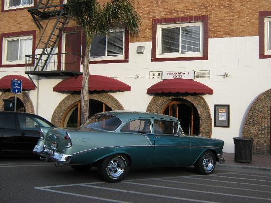 Pismo Beach Hotel: Pismo Beach, Home of Classic cars