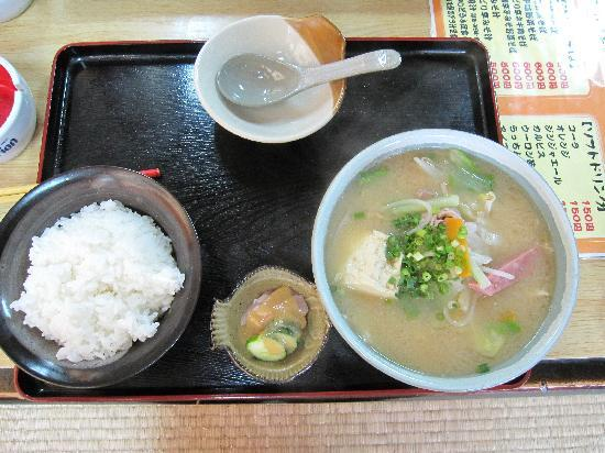 Shota: 笑太の味噌汁