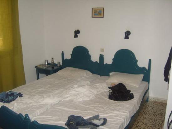 Hotel Zygos: Bedroom
