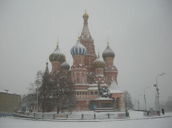 St. Basilius-katedralen (Pokrovsky Sobor)