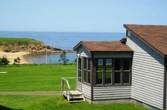 Whale Cove Summer Village: Perfect sunset location.