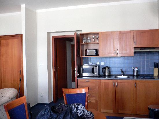 Andel Apartments Prague: room 13A