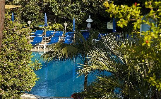 Grand Hotel Excelsior: pool