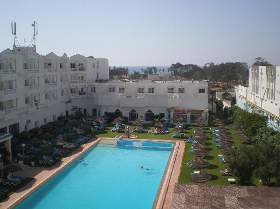 the view from room 303 picture of hotel bel air hammamet rh tripadvisor co uk