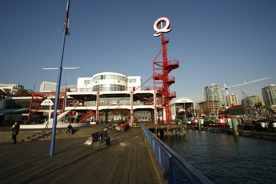 Lonsdale Quay Market: Relax and enjoy Vancouver's best view from the North Shore's waterfront market.