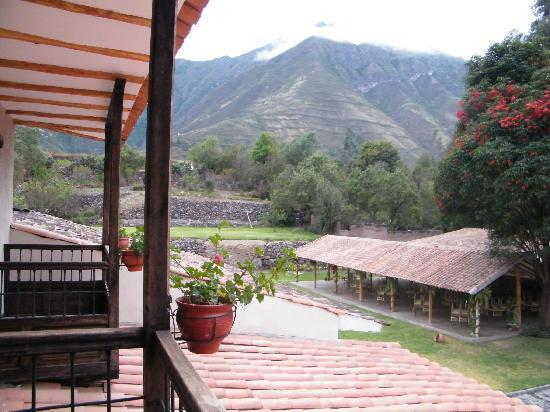 Sonesta Posadas del Inca Sacred Valley Yucay: View from our balcony