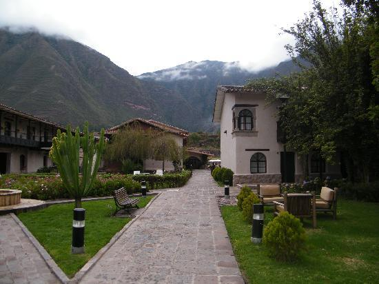 Sonesta Posadas del Inca Yucay: 6.30 a.m. the day was just beginning